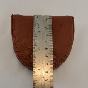 Storage & Organization - Ostrich leather - Small Travel Case